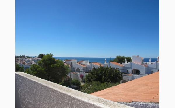 Blick von der Dachterrasse, view from the roof terrace